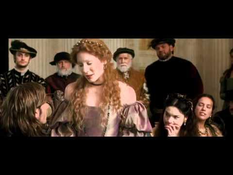 Portia and Bassiano in the2004 Movie: The Merchant of Venice