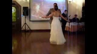 Свадебный танец - 6 июня 2009 г.