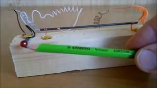 как самому сделать Реостат из простого карандаша?