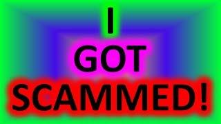 I GOT SCAMMED. :( + BATTLELANDS EPIC WIN FOOTAGE. W/BDragon