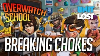 Overwatch Tactics School! Choke Breaking Tutorial!