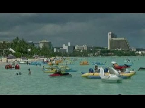 A look at life in Guam amid the US-North Korea showdown