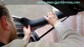 how to remove boot trunk tailgate door trim vw sharan 7n seat alhambra