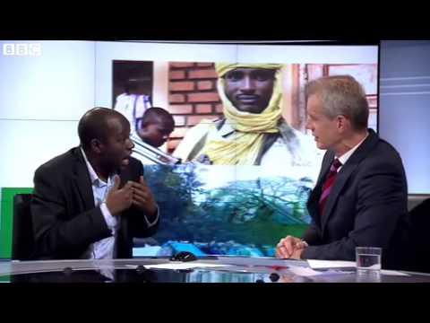 BBC News   CAR interim president Michel Djotodia resigns