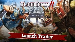 BLOOD BOWL 2: LAUNCH TRAILER