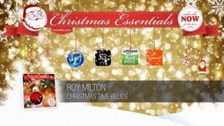 Roy Milton - Christmas Time Blues // Christmas Essentials