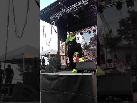KIPRICH FEATURING SAFAREE SURPRISE GUEST! MASHING UP THE MIAMI CARNIVAL STAGE 2018