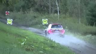 Rally Hokkaido 2015 SS20 Satsunai 3 #1 Pontus Tidemand