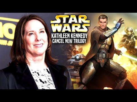 Kathleen Kennedy Wants To Cancel New Trilogy Star Wars Explained Youtube