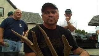 30 point buck taken by bow in Fond du Lac Wisconsin