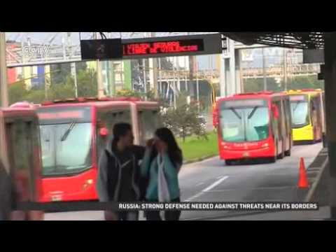 Bogota explores electric public transportation systems