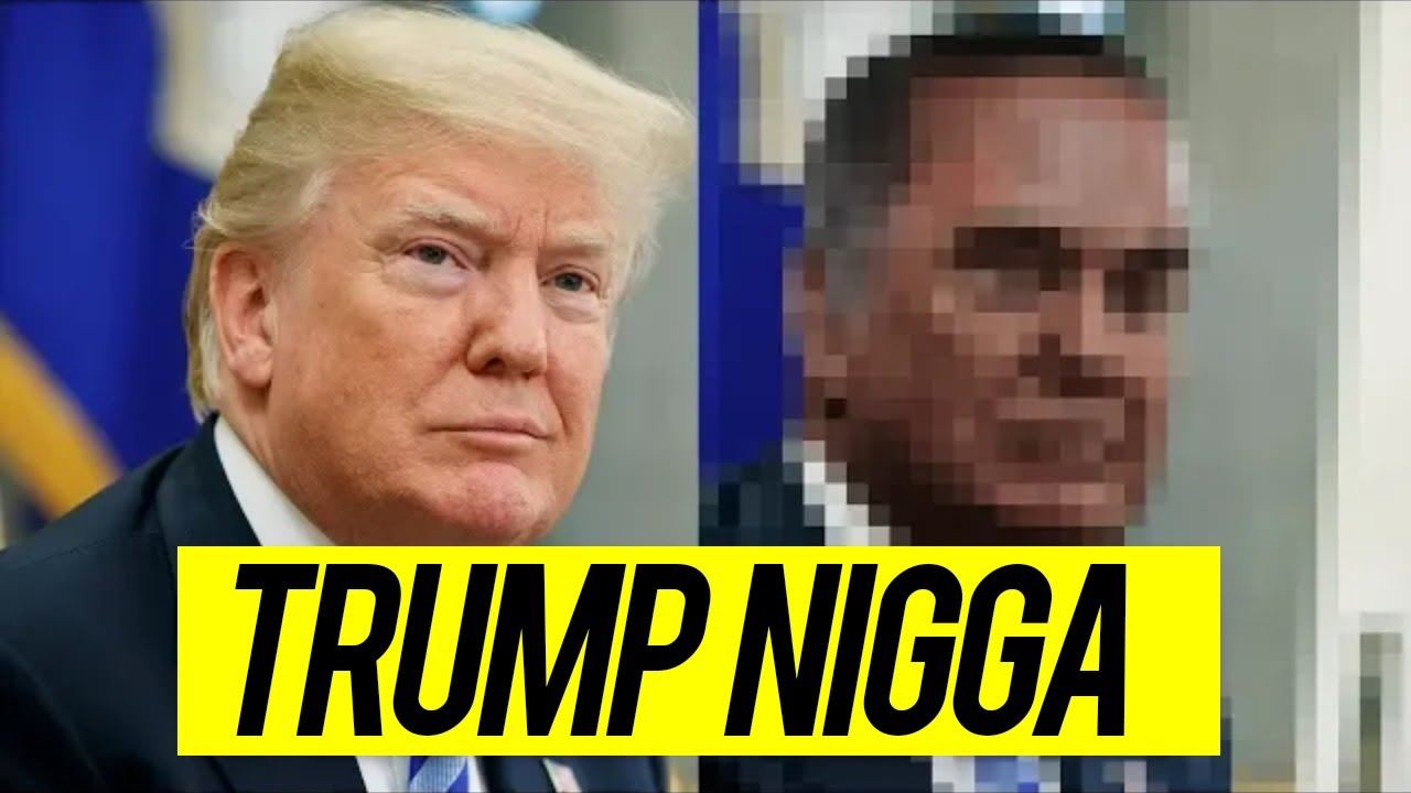 Si Donald Trump Fuera Negro ( Tributo a George Floyd) | Transformation