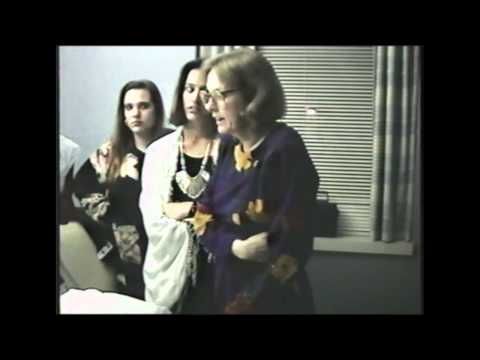 Emily Curtis' Birth 2-6-93 (part 3) Beckie And Children Visit