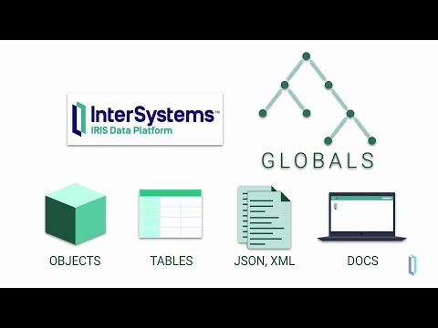InterSystems IRIS Globals Model QuickStart | InterSystems