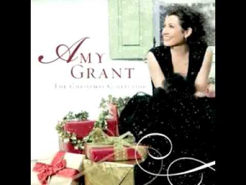 Amy Grant - Grown Up Christmas List - YouTube