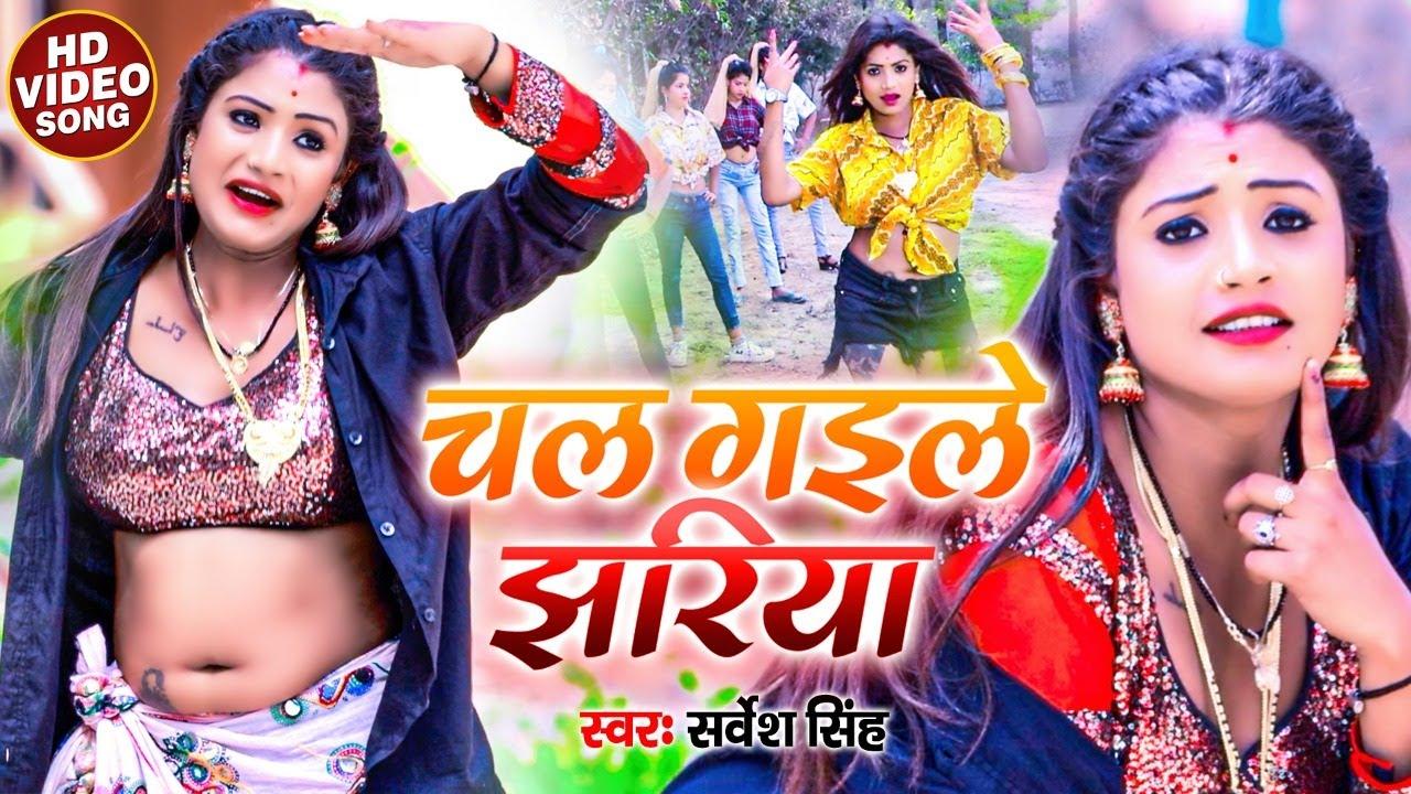 Download #VIDEO   चल गईले झरिया   #Sarvesh Singh, #Rani   Chal Gaile Jhariya   Bhojpuri Hit Song 2021