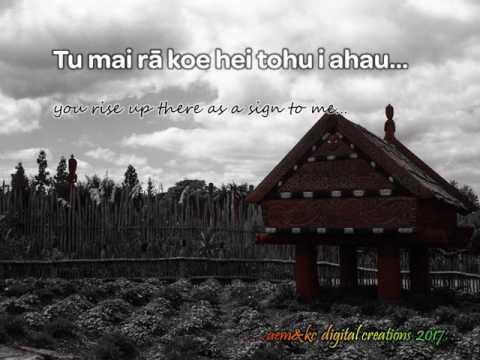 Uruwhetu - Tiaho Mai Ra Lyrics - Malo A Beatz Remix