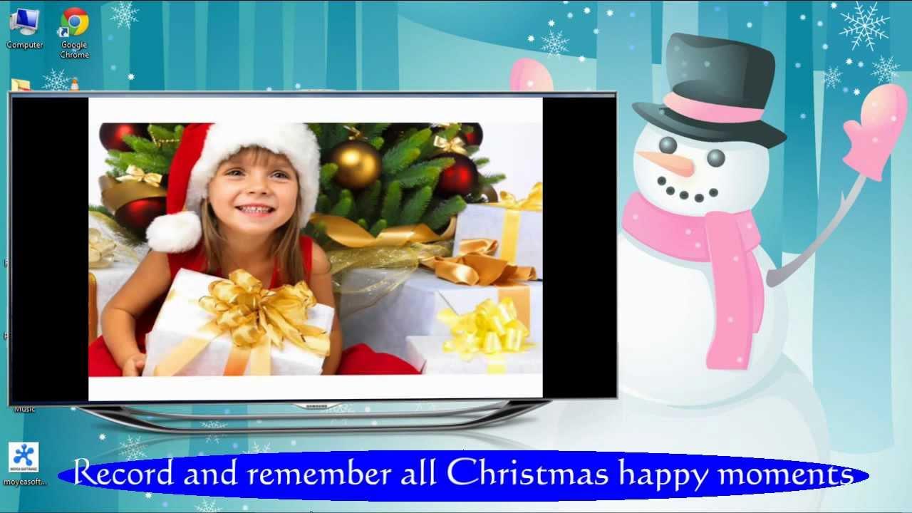 Christmas Gift]Christmas DVD - How to Create a Christmas Slideshow ...