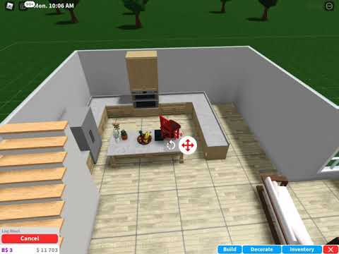 $20 000 Modern House Build Roblox Bloxburg Mansions Iimadisparkles Small Plot Modern Mansion Bloxburg House Build Youtube