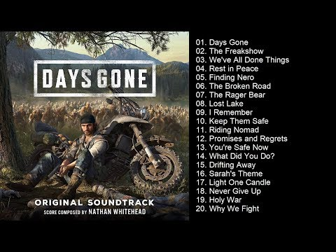 Days Gone Original Soundtrack
