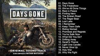 Baixar Days Gone (Original Soundtrack) | Full Album
