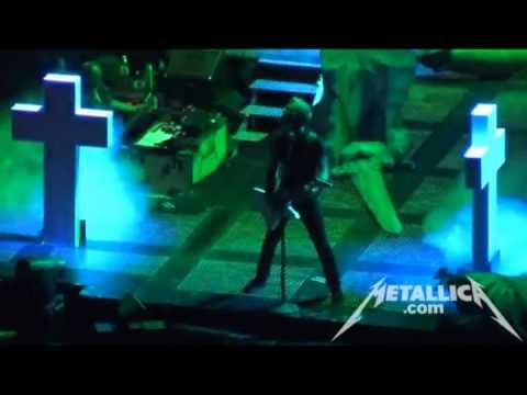 METALLICA full concert Mexico, San Francisco, Edmonton et Vancouver