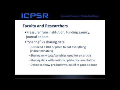Collaborating for Open Data Access AND Data Reuse ? How do we do it?