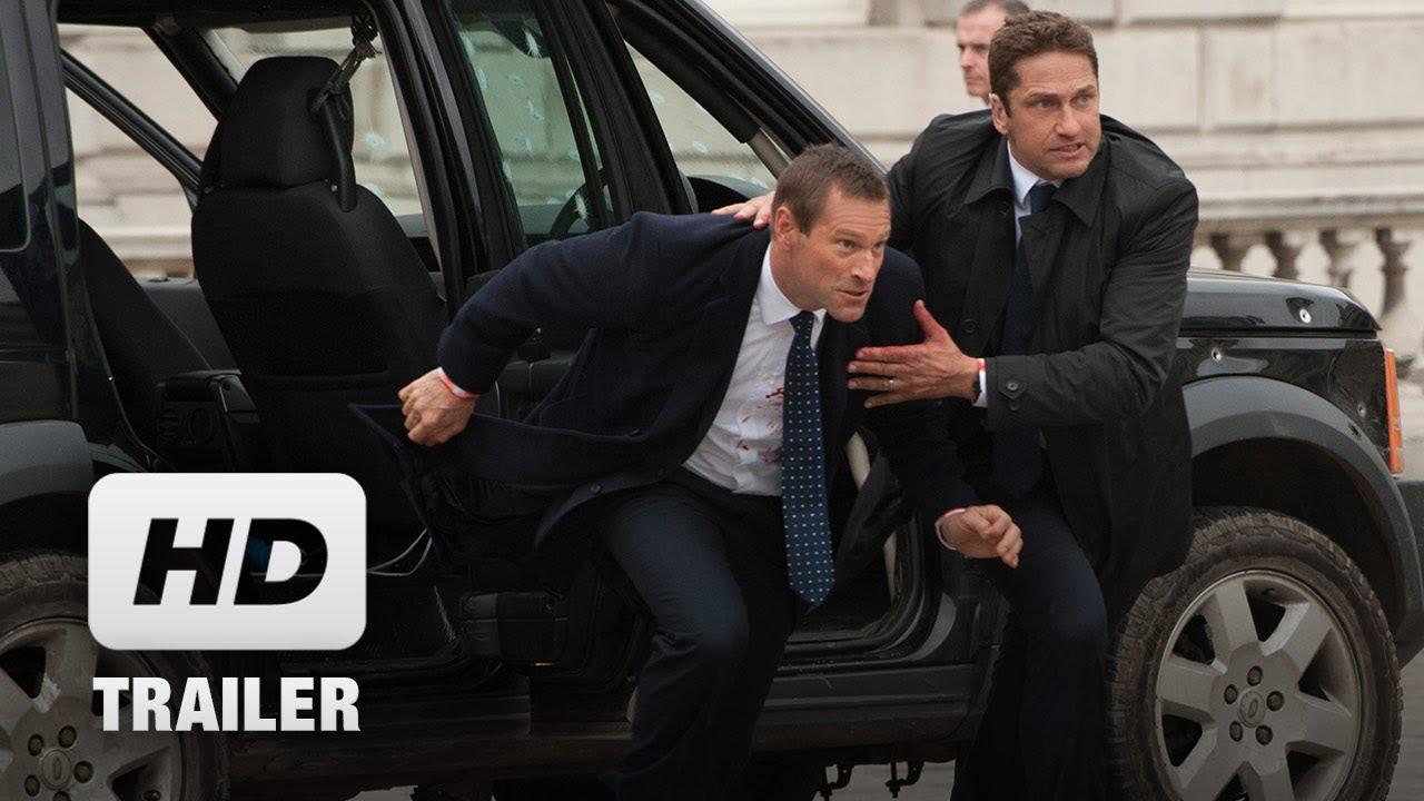 Download London Has Fallen - Official Trailer HD (2016) - Gerard Butler, Morgan Freeman