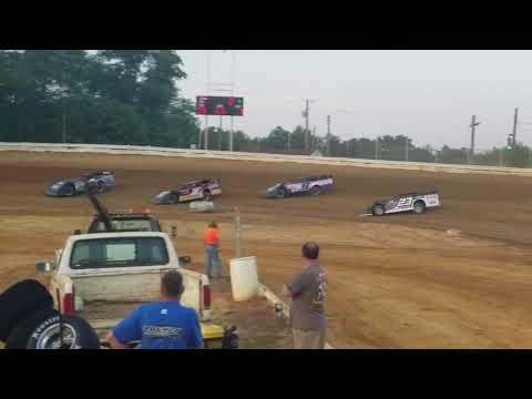 Team 23 Potomac Speedway heat race