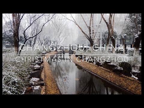 Changzhou, China: Christmas in Changzhou