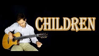 Robert Miles - Children -  Classical Guitar (Fingerstyle Acoustic Cover)