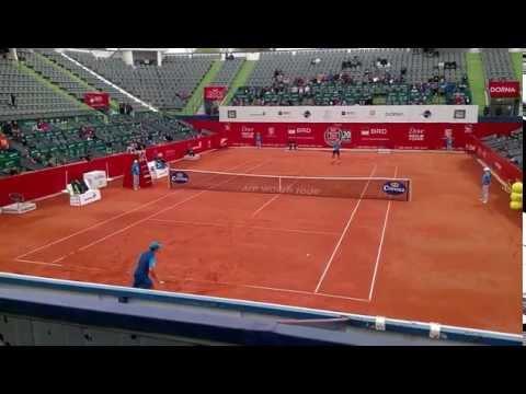 Radu Albot (Mda) - Dragos Dima (Rou) ATP 250 Bucharest