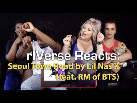 rIVerse Reacts: Seoul