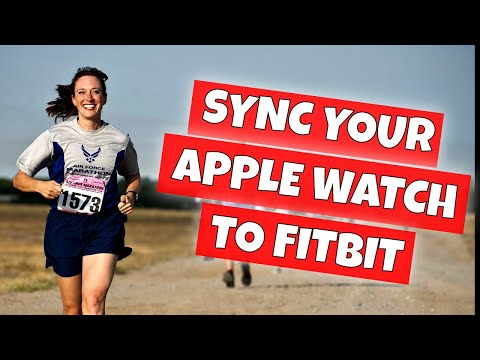 How To Sync Apple Watch Steps Data With Fitbit App
