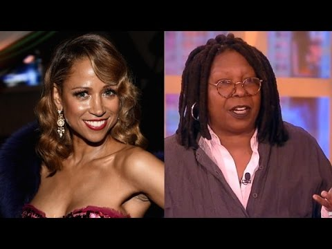 'The View' Host And Actress Clash Over Race Com...