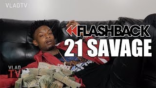 21 Savage on Growing Up in East Atlanta, Names the Streets He Lived On (Flashback)