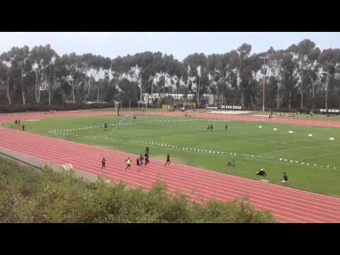 Carlin Isles USA Rugby 2013 Track Meet