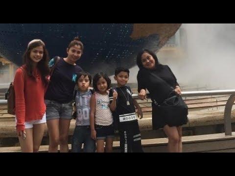 bonding in singapore of 'Ningning' cast