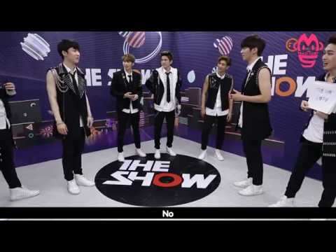[ENG SUB] 150410 MADTOWN Interview @ The Show Artist of The Week {MADSubs}