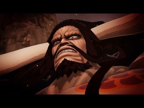 one-piece:-pirate-warriors-4---'wano-country'-official-trailer-#3-|-tgs-2019「one-piece-海賊無双4」