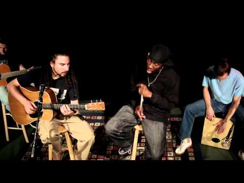 Tinie Tempah - Written In The Stars ft. Eric Turner-Acoustic Cover by Jus Goodie Ft. Eppic