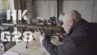 Elite Force H&K G28 Limited Edition HPA Review!
