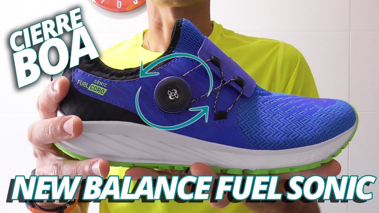 new balance sonic fuel core