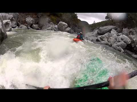 World Kayak River Guide -  South Fork of the Yuba (49 to Bridgeport)