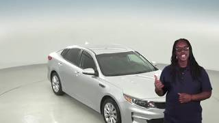 C95184TA - Used 2017 Kia Optima LX Review Test Drive