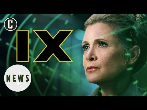 Star Wars Episode 9 Cast Announced; Carrie Fisher, Mark Hamill Will Return