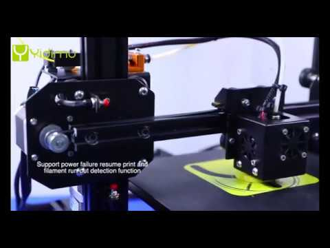 Yidimu IronFist High Precision Desktop FDM DIY 3D Printer