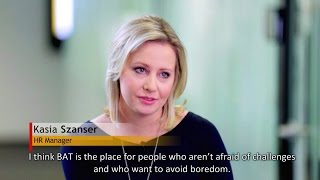 Careers at British American Tobacco – hear from our colleagues in BAT Poland