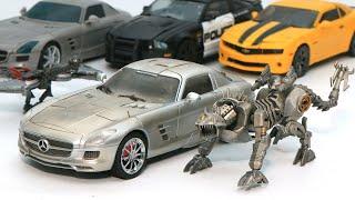 Transformers 3 DOTM KO Newage …