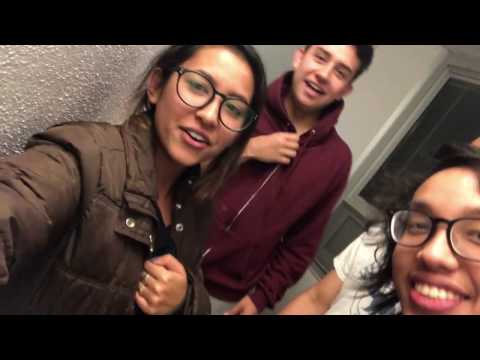 Internationals roam around Campus, UWYO - Vlog